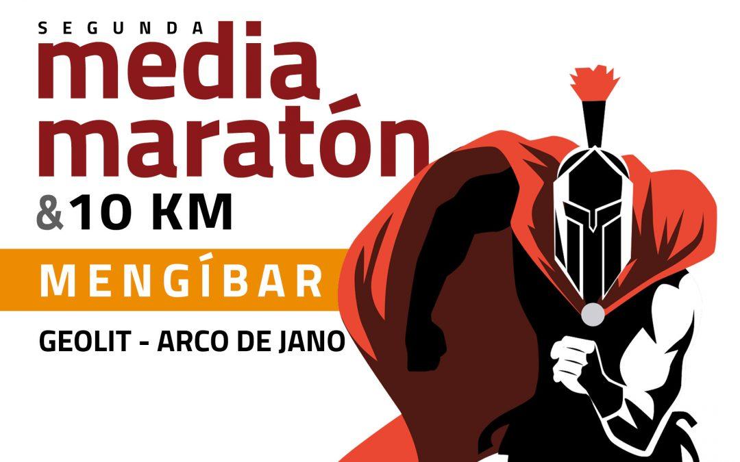 Abiertas las inscripciones para la II Media Maratón & 10K Mengíbar 2020